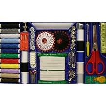 Alzetta - Caja de costura (incluye enseres de costura)