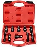 FreeTec–10piezas Pol Cilindro de rueda Volante Extractor Extractor Herramienta para moto POLRAD