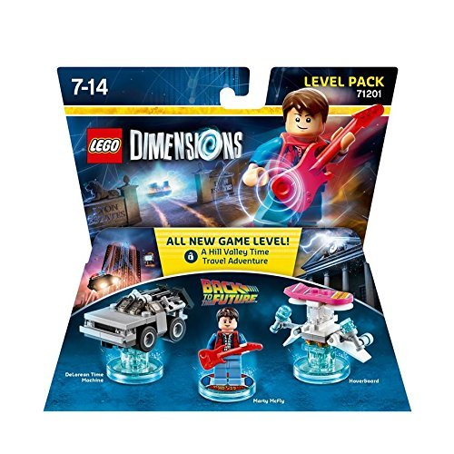LEGO Dimensions Level Pack: Back to the Future Marty McFly by LEGO