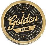 200 ml Pommade pour cheveux, Bio et naturelle à base d'huile et de cire....