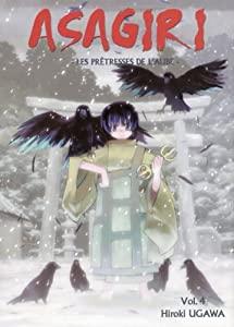 Asagiri, les pretresses de l'aube Edition simple Tome 4