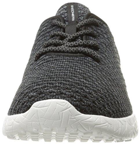 Skechers Sneaker Donlen Burst Herren White Black UHUZnxrq7w