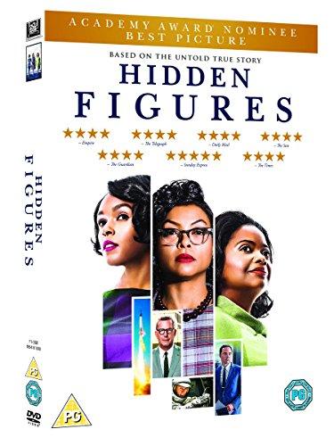 DVD1 - Hidden Figures (1 DVD)