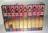 Brian Jacques Box Set: 10 Redwall Books Collection.