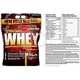 Mutant Core Series Whey Protein Powder - 4.54 Kg (Triple Chocolate)