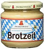 Zwergenwiese Bio Aufstrich Brotzeit Streich nach Obazda Art laktosefrei, 180 g