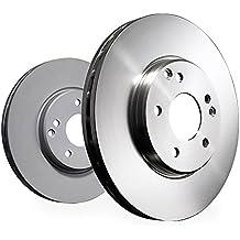 ATE 24.0126-0120.1 Disco  freno, set da 2 pezzi