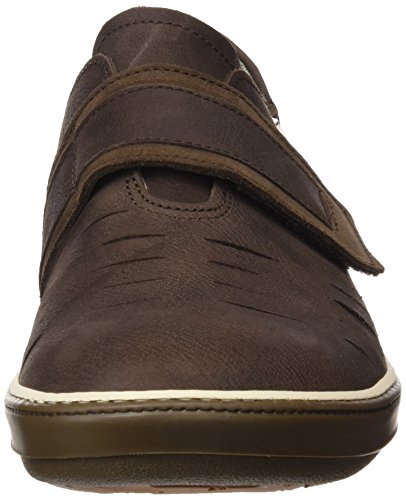El Naturalista Nf91 Pleasant Meteo, Sneakers Basses Homme Marron (Brown)