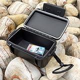 73002-K Outdoor Dry Box wasserdicht ABS Kunststoff Camping Survival
