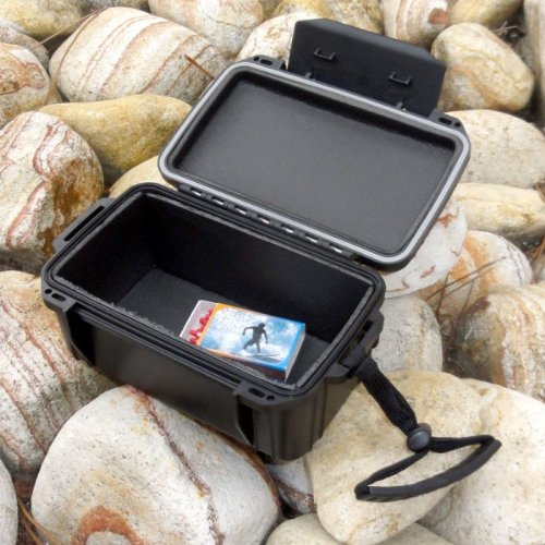 73002-K Outdoor Dry Box wasserdicht ABS Kunststoff Camping Survival -