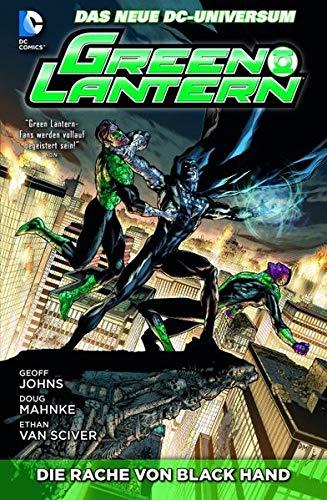 Green Lantern: SB 2: Die Rache von Black Hand - Black Dc Lantern Comics
