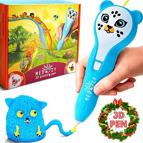 MeDoozy 3D-Stift - Ideales Gebur...