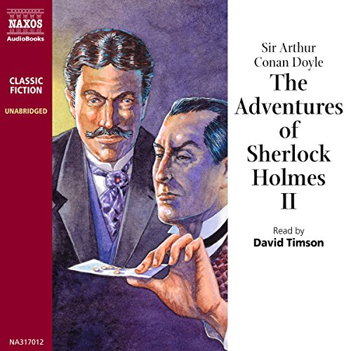 The Adventures of Sherlock Holmes II  Audiolibri