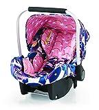 Cosatto Port - Baby Autositz 0-13 kg - Sicherheit + Schutz Für Die Kleinsten - Babyschale / Kindersitz Gruppe 0 - Erstausstattung Für Isofix + 3 Punkt Gurt, Magic Unicorns