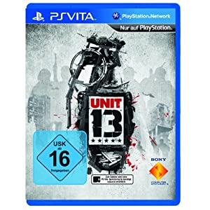 Unit 13 – [PlayStation Vita]