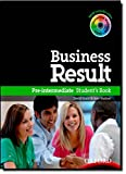 Business Result DVD Edition: Pre-Intermediate: Student's Book with DVD-ROM and Interactive or Online Workbook...
