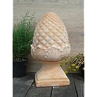 Suchergebnis auf f r pinienzapfen terracotta for Terracotta gartendeko