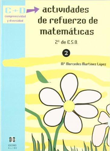 Actividades de refuerzo de matemáticas: 2º de E.S.O. - 9788497001403