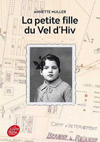 La petite fille du Vel d'Hiv par Annette Muller