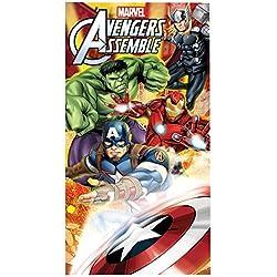 Avengers Toalla Capitan America (300gr. 100% Algodon)