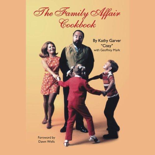 The Family Affair Cookbook  Audiolibri