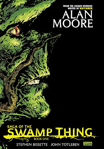 Saga Of The Swamp Thing TP Book 01 (Vertigo) por Alan Moore