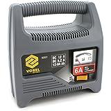Vorel 82551–Chargeur de Batterie 6A