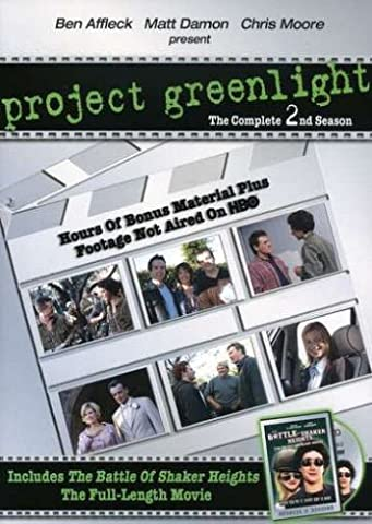 Project Greenlight: Complete 2nd Season [Import USA Zone 1]