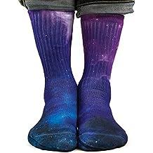 Samson Hosiery ® 3D Hand Printed Sublimation Socks Tube Crew Street Quality Fashionable Street Casual Footwear Unisex