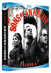 Sons of Anarchy - Saison 4 - V.F incluse [Blu-ray]