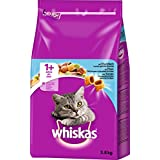 Whiskas 1+ Katzenfutter Thunfisch, 1er Pack (1 x 3.8 kg)