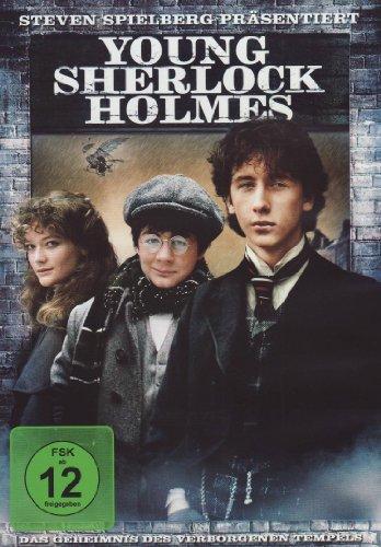 Young Sherlock Holmes - Das Geheimnis des verborgenen Tempels