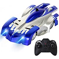 ANTAPRCIS Remote Control Car Wall Climbing Car, 360° Rotating Stunt Vehicle, Gift for Kids and Adult - Compare prices on radiocontrollers.eu