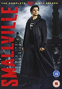 Smallville: The Complete Ninth Season [DVD] [2010]