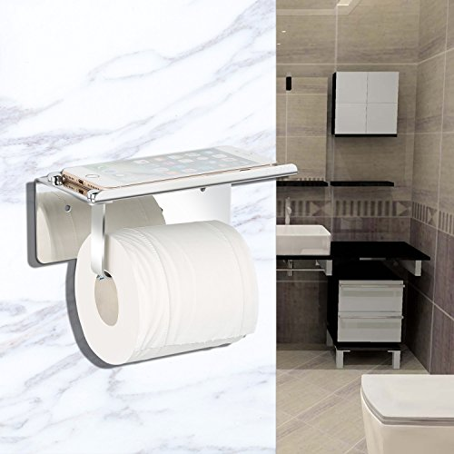 comprare on line Merisny Porta Carta Igienica Adesivo 3M, Portarotolo a Muro Bagno da Acciaio Inox prezzo