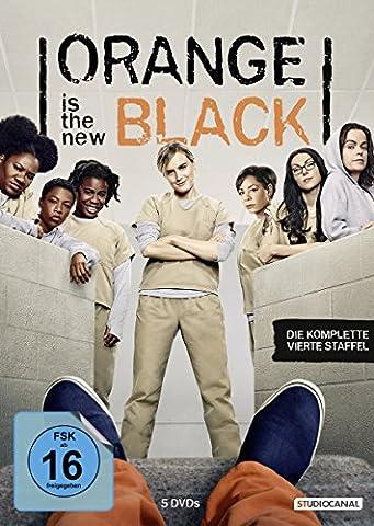 Orange Is the New Black - Die komplette vierte Staffel [5 DVDs] (Black & Decker Router)