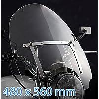 Parabrezza moto Honda Shadow VT750 CS2