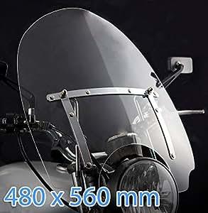 Pare brise moto Kawasaki VULCAN S 650, 2014-2016