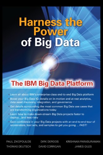 Harness the Power of Big Data The IBM Big Data Platform (English Edition) Web Accelerator