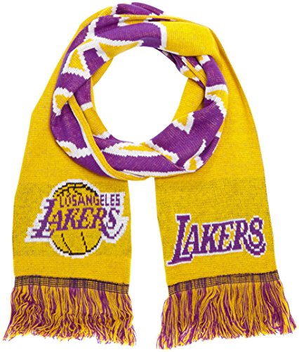 Forever Collectibles Schal NBA Fanschal LOS Angeles Lakers Mehrfarbig, One size