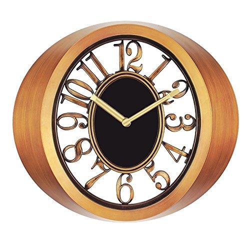 Wanduhr Kontinental American Ländlich Nostalgie Schlafzimmer Wandbehang Uhr Kreativität Bare Space Vintage Wohnzimmer Persönlichkeit Kunst Industrie Wind Uhr Uhr und Uhren ()