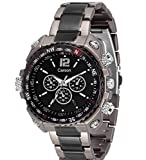 #10: Carson Analogue Black Dial Women's Watch Cr4321