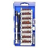 Schraubendreher Satz, Ankier 60 in 1 Magnetische Elektronik Schraubendreher Set Reparatur Werkzeugset für Iphone, Tablet, Macbook, PC, Smartphone, Uhr etc