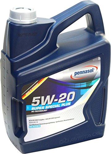 Pennasol 5W-20 SUPER SPECIAL PLUS 5 Liter