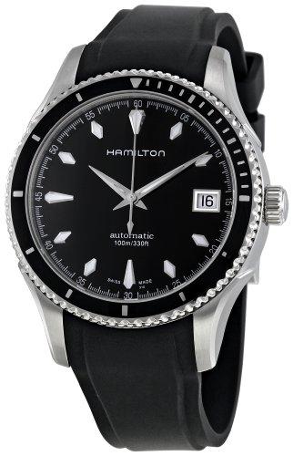 Hamilton-H37415331-Reloj-para-mujeres-correa-de-goma