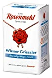 Rosenmehl Wiener Griessler, 10er Pack (10x 1 kg)