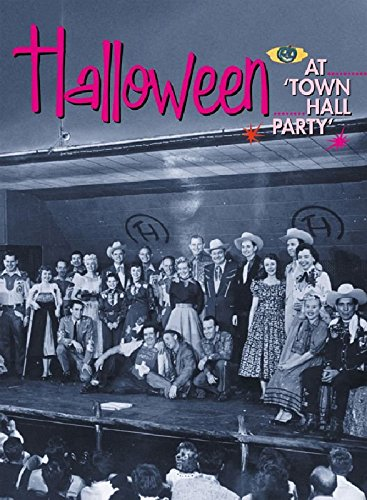lloween At Town Hall Party, 1959 (Halloween Town Dvd)