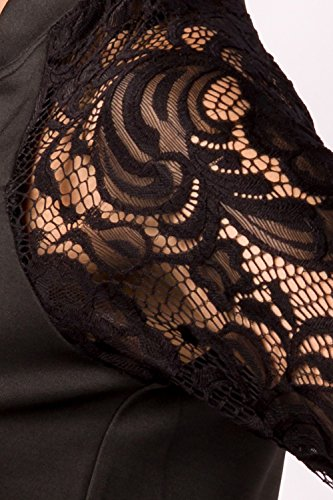 luxury & good Dessous -  Giacca  - Donna Nero