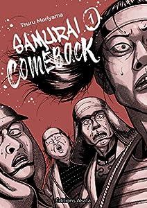 Samuraï Comeback Edition simple Tome 1