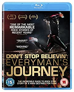 Don't Stop Believin': Everyman's Journey [Blu-ray] [UK Import]